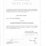 Diploma gastechnisch installateur